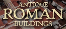 Antique Roman Buildings