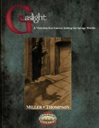 Gaslight Victorian Fantasy 2nd Edition (Savage Worlds Edition)