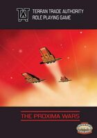 Terran Trade Authority: The Proxima War
