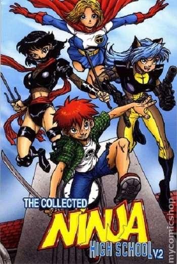 Ninja High School Textbook Volume 2