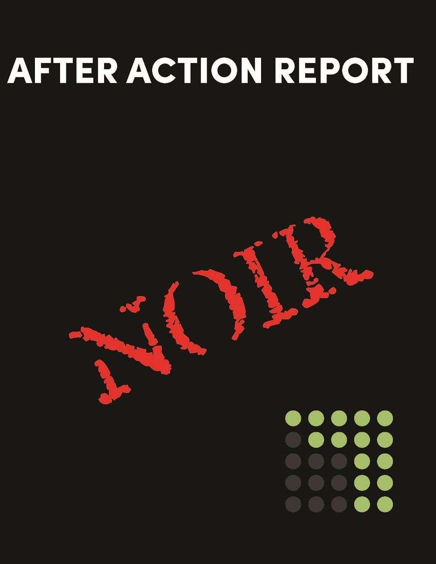 After Action Report: Noir (PL10 - M&M3) - Battlefield Press