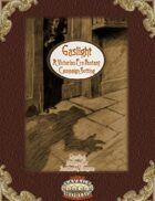 Gaslight Victorian Fantasy (Savage Worlds Edition)