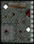 Complex 77 Bloody Engine Tile Set