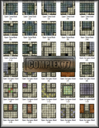 Complex 77 Old Dungeon Tile Set