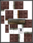 Complex 77 3D Dungeon Doors