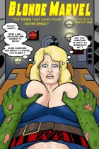 Blonde Marvel: The Thing That Came From Outer Space