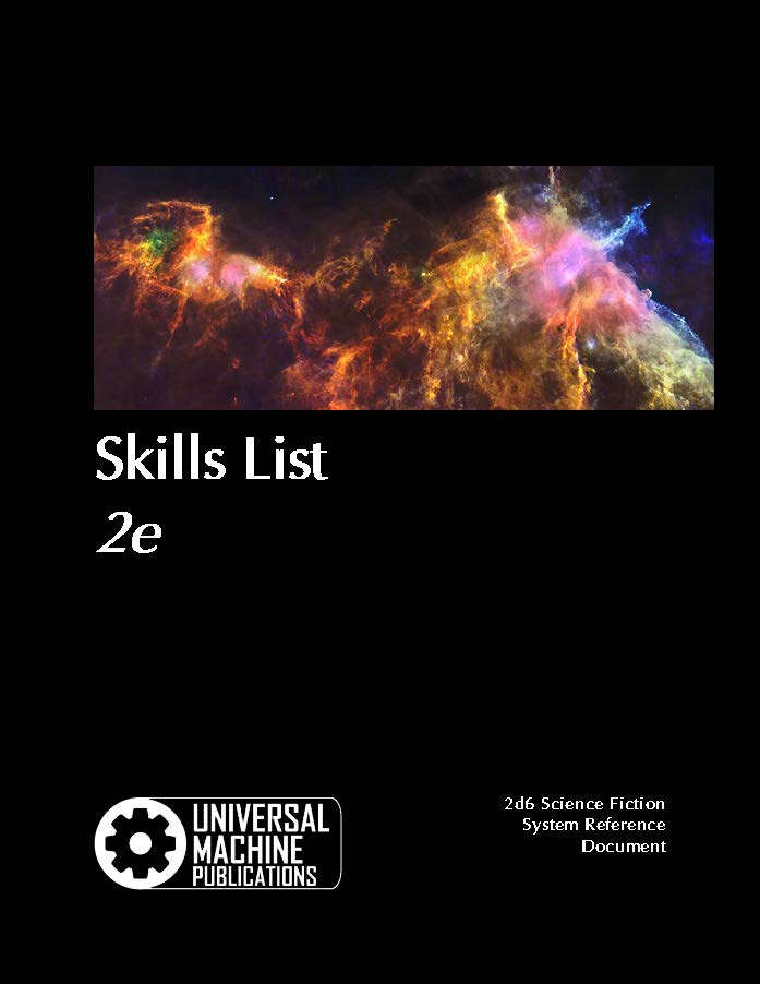 Skills List (2e)