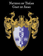 7th Sea: Coat of Arms Art Pack