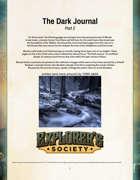 The Dark Journal - Part 2