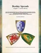 Destiny Spreads: chapter 2 - Avalon heroes
