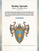 Destiny Spreads: chapter 4 - Montaigne