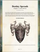 Destiny Spreads chapter 5 - Eisen Heroes