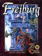 7th Sea Adventures: Freiburg (Boxed Set)