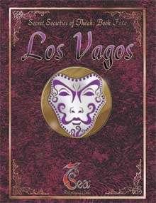 Secret Societies: Los Vagos (Book 5) - Chaosium | 7th Sea (1st Edition) |  DriveThruRPG com