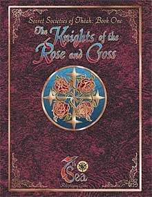 Secret Societies: The Knights of the Rose and Cross (Book 1