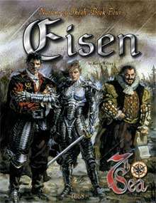 Nations of Théah: Eisen (Book 4)