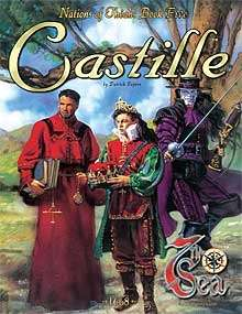 Nations of Théah: Castille (Book 5)