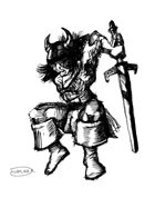 Stock Art - The Barbarian