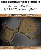 Adventure Map Tiles: Valley of the Kings