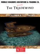 High Seas Map Tiles: The Tradewind