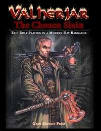 Valherjar: The Chosen Slain Core Rulebook
