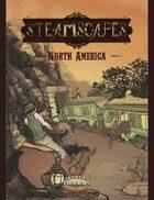 Steamscapes: North America GM Screen Inserts