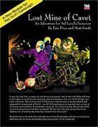 Lost Mine of Cavet
