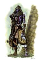 RPG Fantasy Character, Male, Lich