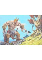 RPG Fantasy Character, Male, Ogre