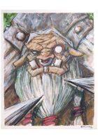 RPG Fantasy Creature, Male, Ogre