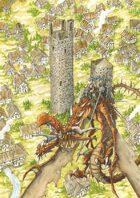 RPG Fantasy Character, Male/Female, Human Dragon Knights
