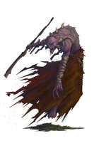 RPG Fantasy Creature, Lich Wizard