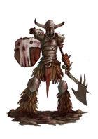 RPG Fantasy Creature, Scheletor Warrior