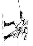 RPG Fantasy Character, Male, Human Thief