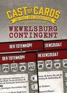 Cast of Cards: Wewelsburg Contingent (Modern)