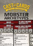 Cast of Cards: Mobster Archetypes (Modern)