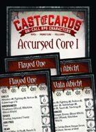 Cast of Cards: Accursed Core 1