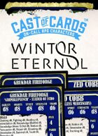 Cast of Cards: Winter Eternal Vol. 1
