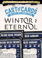 Cast of Cards: Winter Eternal Vol. 2