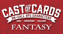 Cast of Cards: Fantasy
