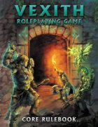 Vexith Roleplaying Game Core Rulebook