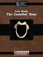 Lost Books: The Cannibal Tome