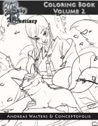 Baby Bestiary Coloring Book Volume 2