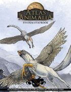 Atlas Animalia Statbook: Shadow of the Demon Lord