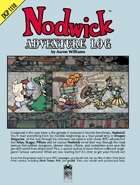 Nodwick: Adventure Log