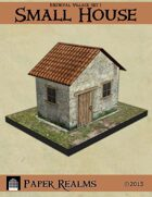 Medieval Village Set 1 - Small House