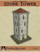 Medieval Village Set 1 - Stone Tower