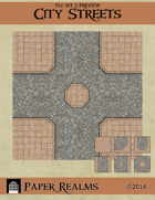 Tile Set 2 - City Streets PREVIEW