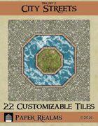 Tile Set 2 - City Steets