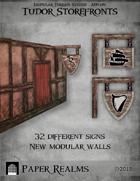 Tudor Storefronts